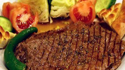 Izgara Biftek