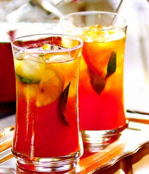 Zencefilli Ice Tea