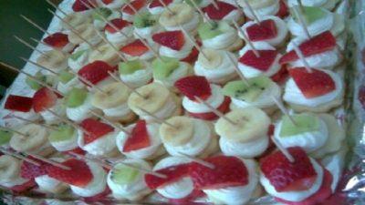 Meyveli Tartlar