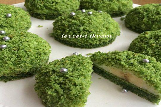Ispanaklı Köstebek Pastalar