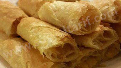 Patatesli Çıtır Börek