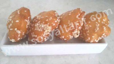 Ballı Arap Tatlısı