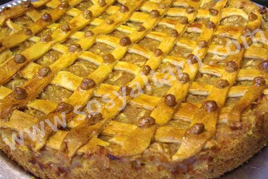 Elmalı Kafes Pasta