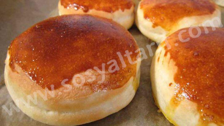 Hamburger Ekmeği Tarifi