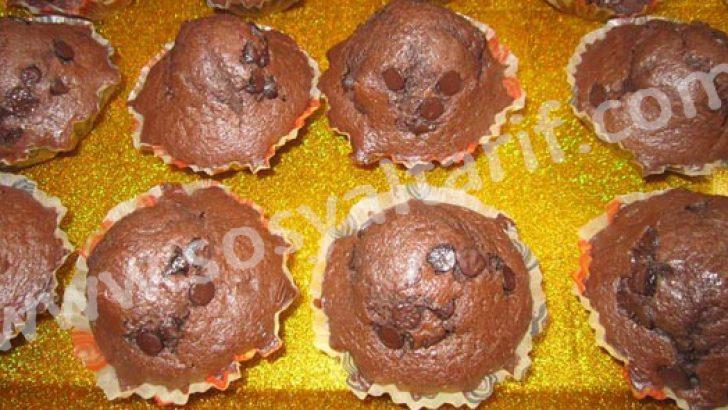 Portakallı Damla Çikolatalı Topkek