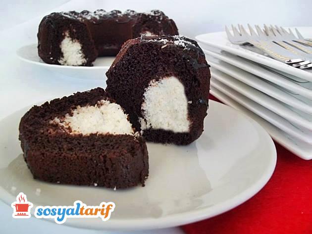 cocostar kek nasil yapilir