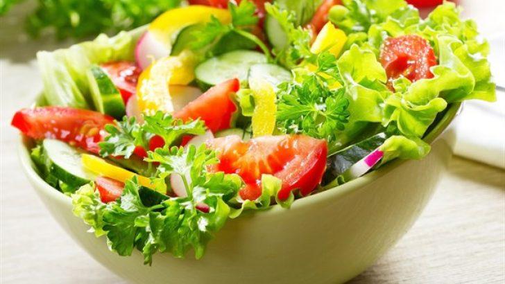 Salata Diyeti ile Kilo Vermek