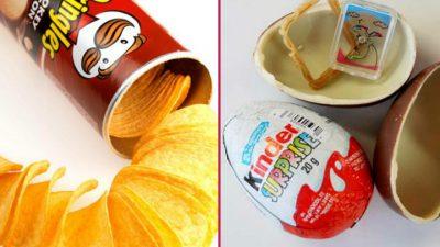 90'larda Zenginlik Göstergesi Olan 10 Yiyecek