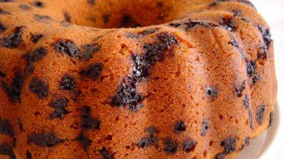 Damla Çikolatalı Tarçınlı Kek