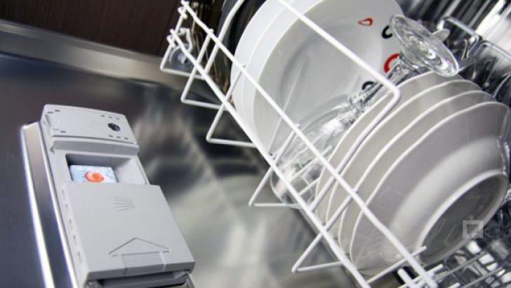 Bulaşık Makinesi Nasıl Temizlenir?