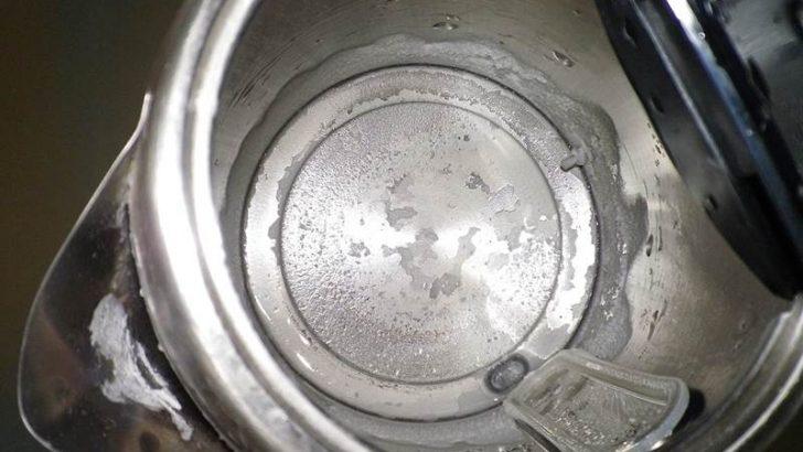 Su Isıtıcısındaki Kireç Nasıl Temizlenir?