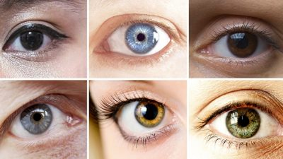 Göz Rengi Karakteriniz Hakkında Bilgi Veriyor