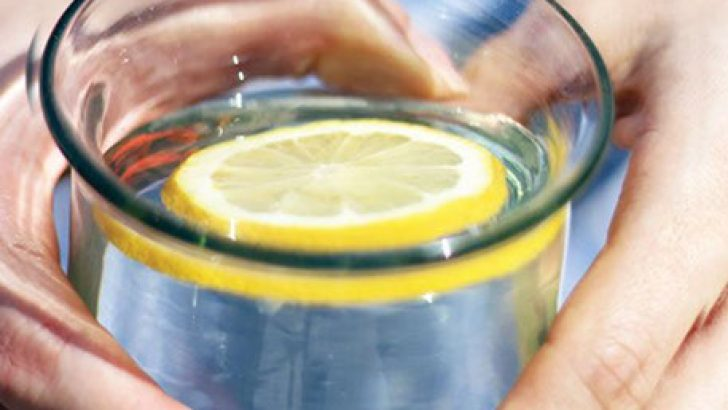 Limonlu Su ile Kilo Vermek