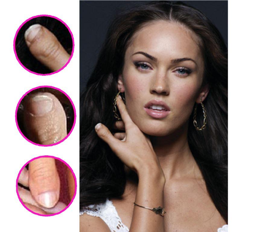 Megan Fox Baş Parmak