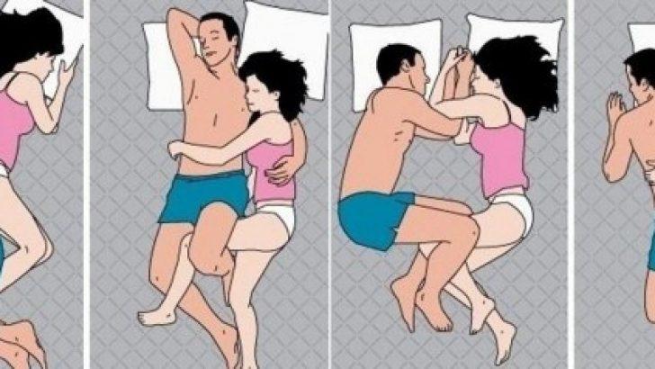 Uyku Pozisyonunuz İlişkinizi Anlatıyor