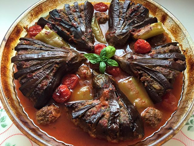 Yelpaze Kebabı Tarifi