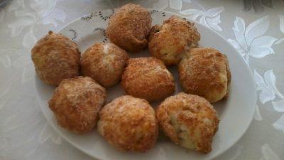 Ispanaklı Top Börek