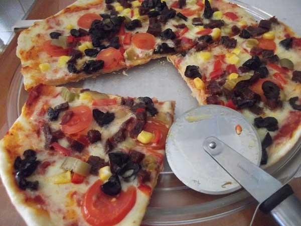 Tavada Pizza Nasıl Yapılır?