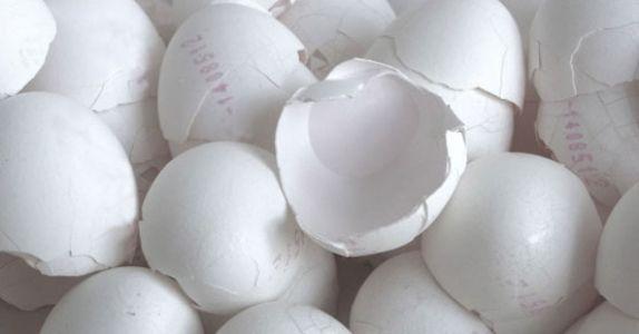 Yumurta Kabuğu ile Çamaşırlar Bembeyaz