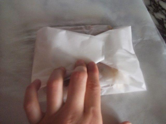Kağıt Kebabı Hazırlanışı