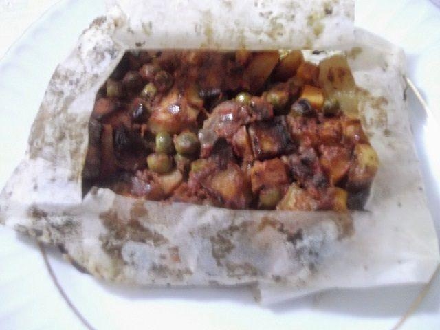 Kağıt Kebabı Nasıl Yapılır