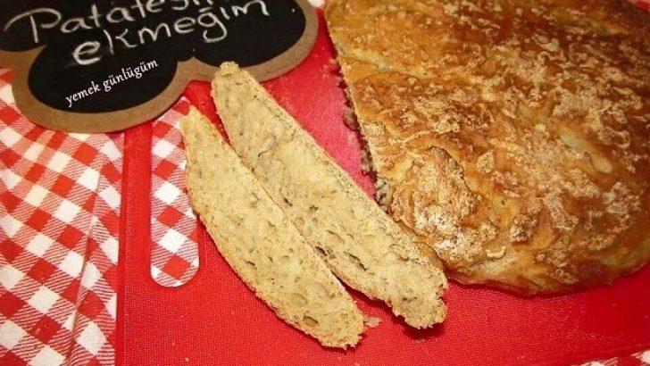 Patates Ekmeği Tarifi