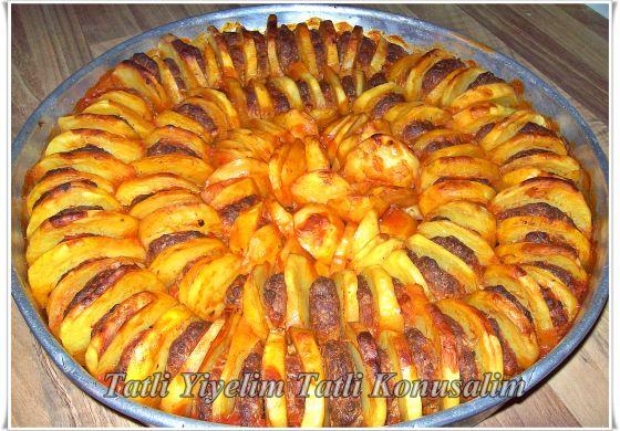 Patates Kebabı