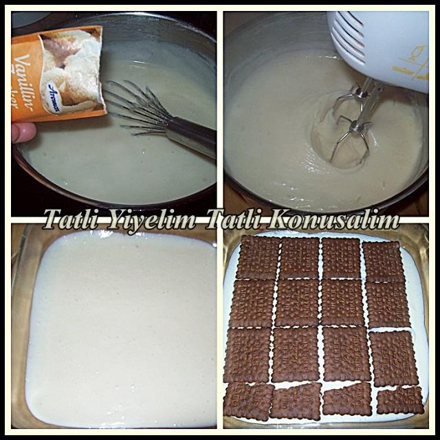 Tavuk Göğsü Çikolatalı