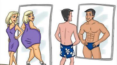 Kadın Erkek Arasındaki Farklar