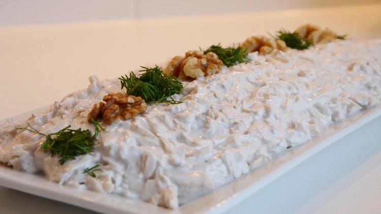 Kereviz Salata Tarifi
