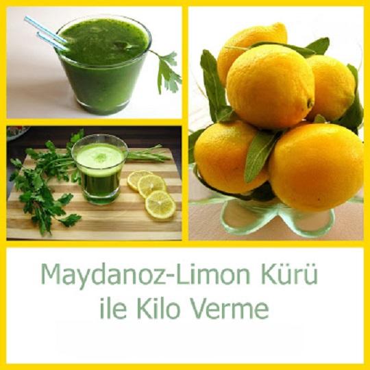 Maydanoz Limon Kürü