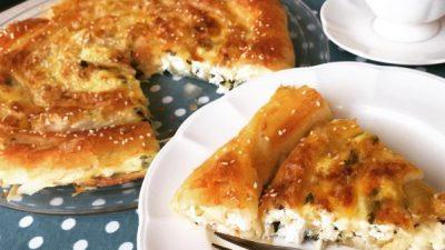 Boşnak Böreği Nasıl Yapılır?