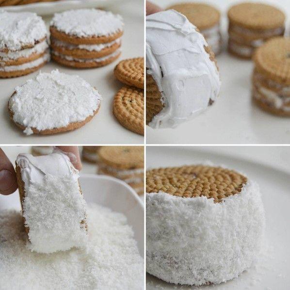 Kolay Mini Pasta Yapımı