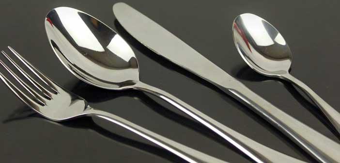 Çatal – Kaşık – Bıçak Nasıl Temizlenir?