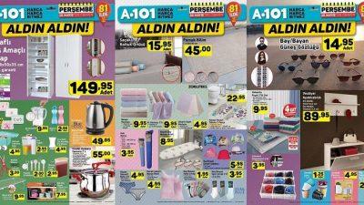 A101 25 Mayıs 2017 Kataloğu