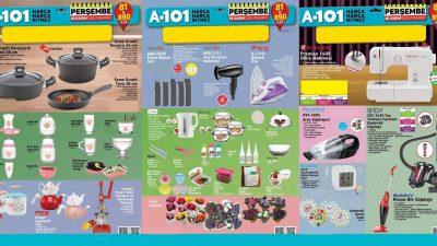 A101 16 Kasım Kataloğu