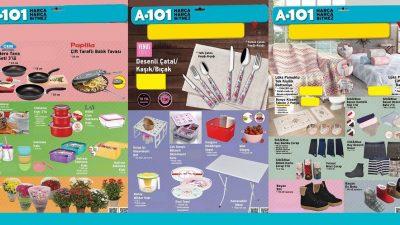 A101 30 Kasım Kataloğu