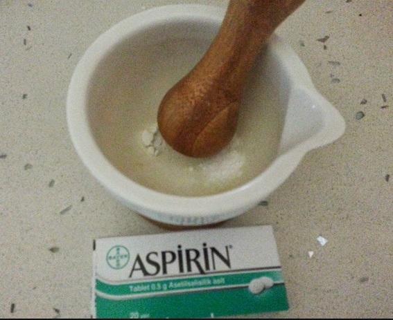 Aspirin Limon Maskesi Nasıl Yapılır?