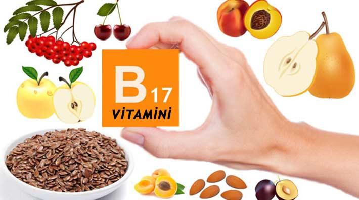 B17 Vitamini Faydaları