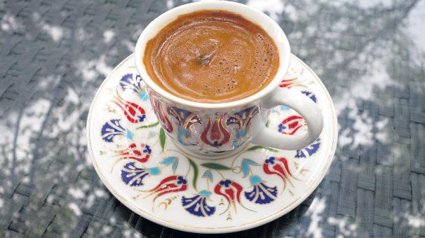 Kahve İçin
