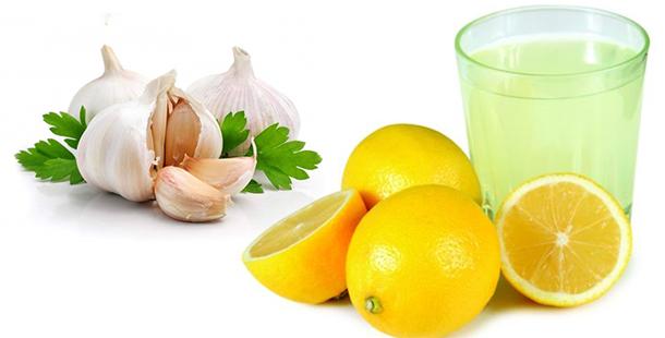 Limon Suyu Sarımsak Faydaları