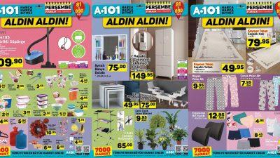 A101 21 Aralık Kataloğu