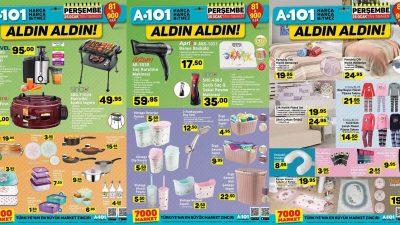 A101 25 Ocak Kataloğu