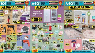 A101 5 Nisan Kataloğu
