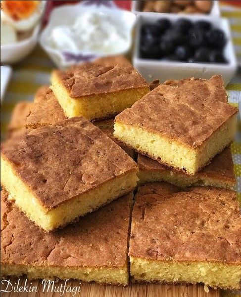 Peynirli Mısır Ekmeği Tarifi