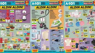 A101 19 Nisan Kataloğu