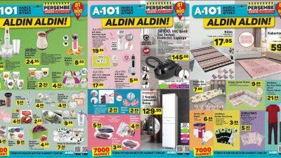 A101 3 Mayıs Kataloğu