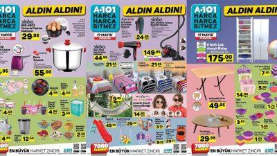 A101 17 Mayıs Kataloğu