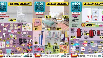 A101 24 Mayıs Kataloğu
