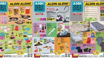 A101 14 Haziran Kataloğu